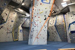 Successful Climbing Gym Design-build